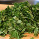 Steamed Callaloo Recipe
