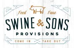 October 13th – CSA Celebration Dinner at Swine & Sons!