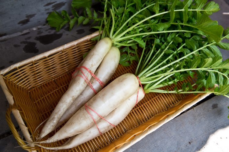 Recipe: Glazed Daikon Radish