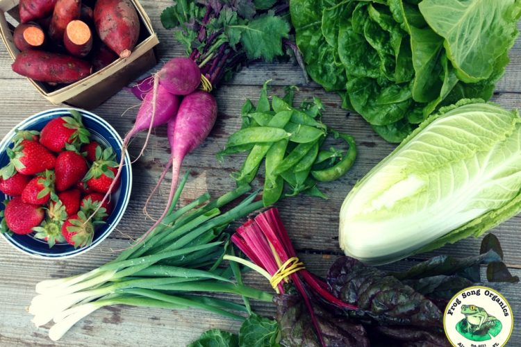 Weekly CSA Share March 28-31