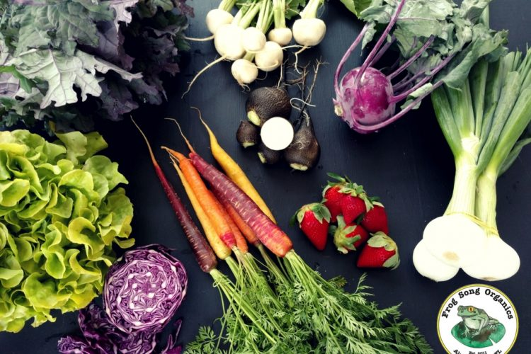 Weekly CSA Share March 20-24