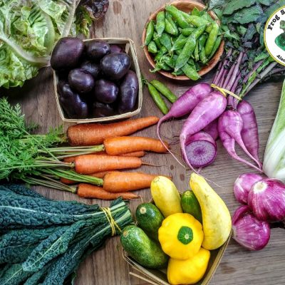 Weekly CSA Share: Week 9, May 1-4