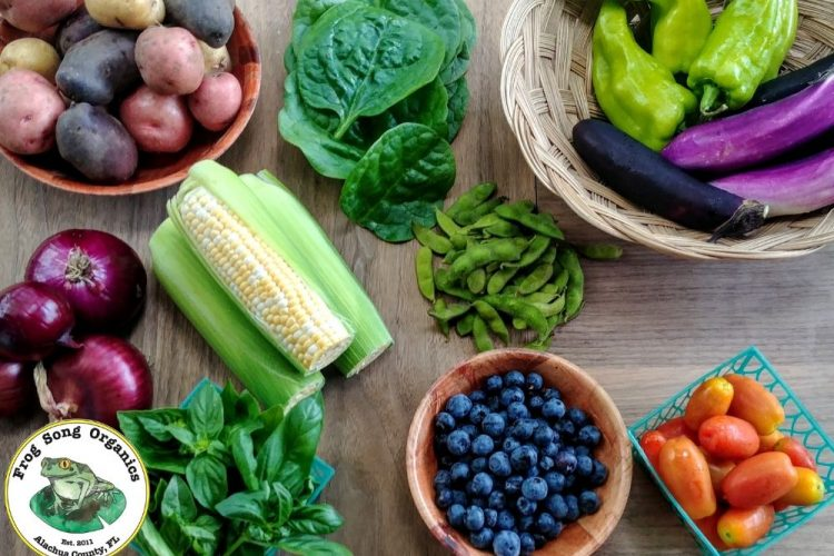 Benefits of CSA:  Know Your Farmer