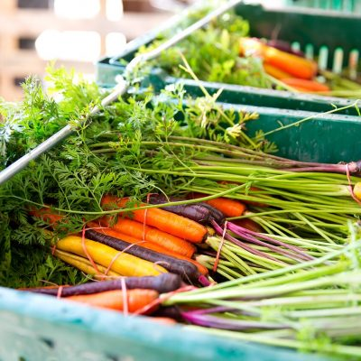 Zucchini & Carrot Muffins