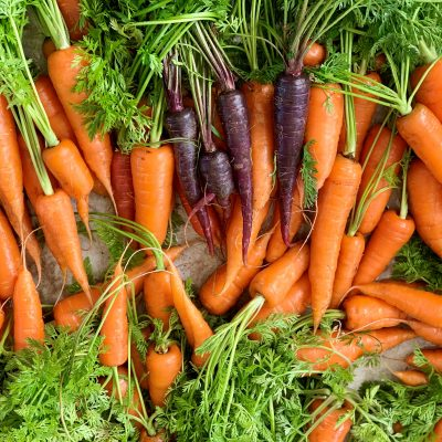 Recipes featuring Carrot Tops