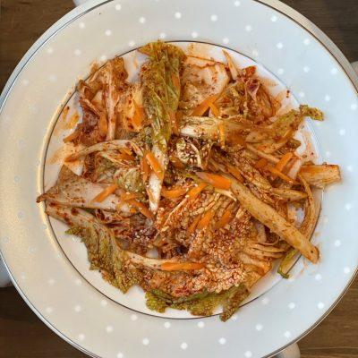 Fresh Kimchi, Gutjuri